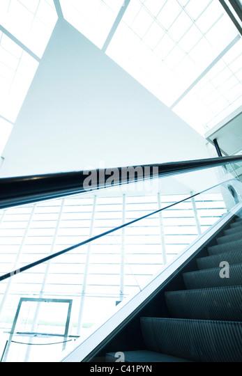 Atrium Stockbild