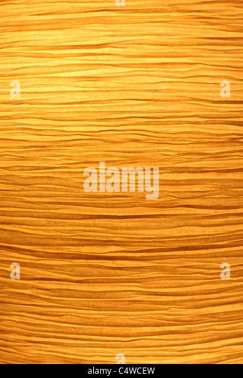 Gelb hinterlegt. Stockbild