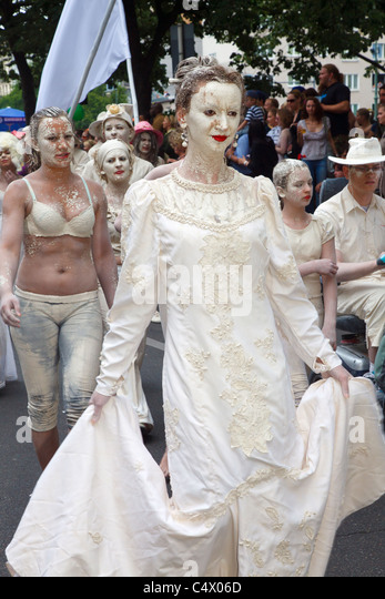 Karneval der Kulturen, Berlin 2011 - Stock-Bilder