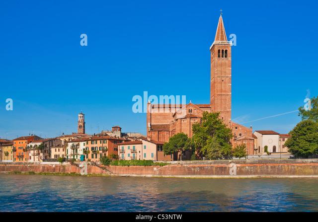 Verona, Italien   Verona, Italien Stockbild