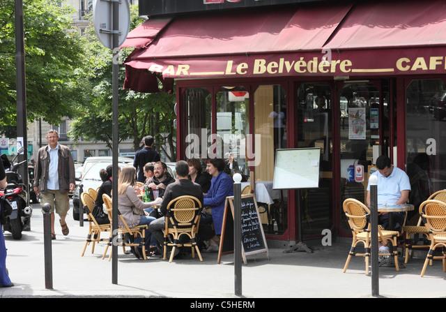 Restaurant Le Cannibale Paris