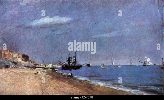ship painting canvas stockfotos ship painting canvas bilder alamy. Black Bedroom Furniture Sets. Home Design Ideas