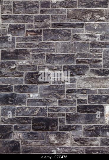 Alte gotische Architektur Stil Steinmauer Textur Hintergrund. Qualitativ hochwertige hochauflösendes Foto. Stockbild
