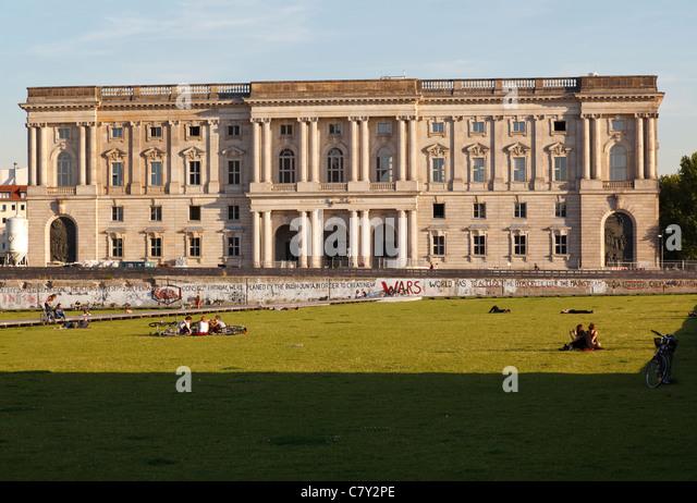 ehemalige Neue Marstall, heute Hochschule Für Musik Hanns Eisler, Berlin, Deutschland Stockbild