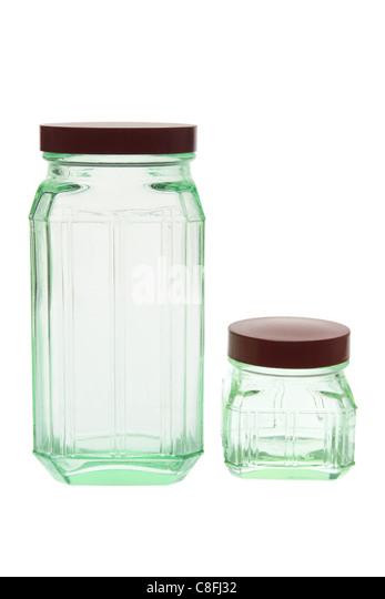 Glasgläser Stockbild