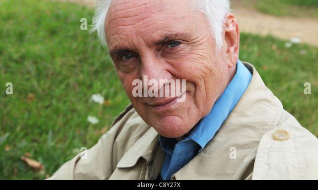 Terence Stamp, Schauspieler Stockbild
