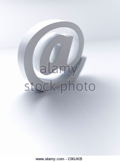 "Skulptur des Ë @ ""Symbol Stockbild"