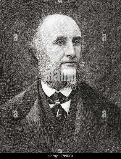 Sir Donald Currie, 1825 ? 1909. Britische Reederei. Von The Strand Magazine veröffentlicht 1894 Stockbild