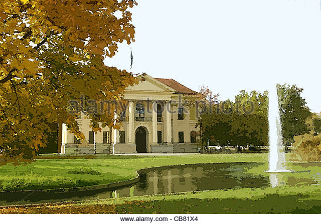 Serie München Prinz-Carl-Palais Stockbild