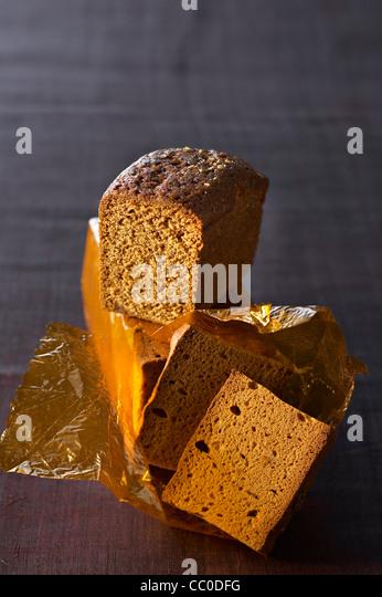Lebkuchen Stockbild