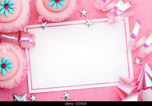 Party-Hintergrund Stockbild