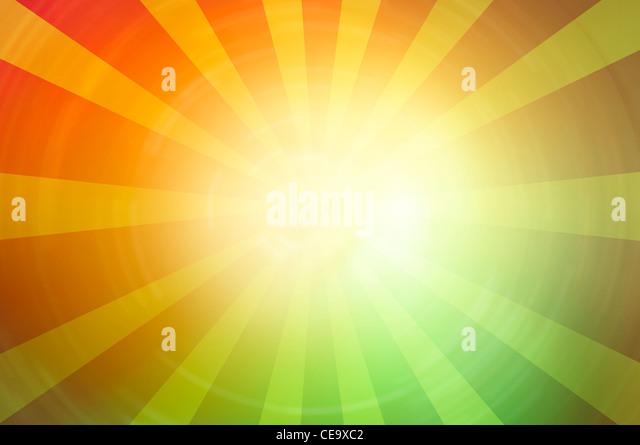 Dekorative Retro-Hintergrund. Stil der 80er Jahre helle Farben Stockbild
