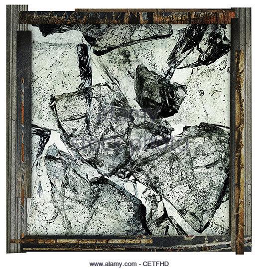 abstrakte Eis Fotografie - Stock-Bilder