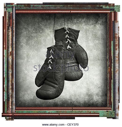 Boxen-Bild Stockbild
