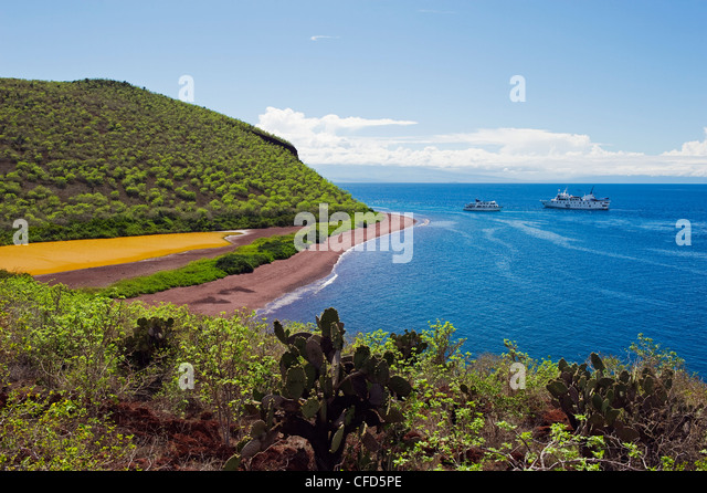 Galapagos-Inseln, UNESCO World Heritage Site, Ecuador, Südamerika Stockbild