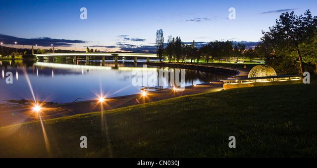 Canberra, ACT Stockbild