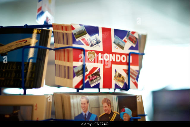 Postkarte Stockbild