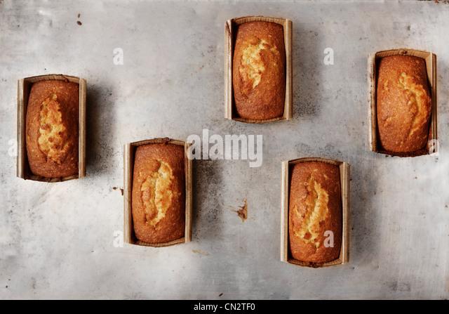 Fünf Pfund Kuchen Stockbild