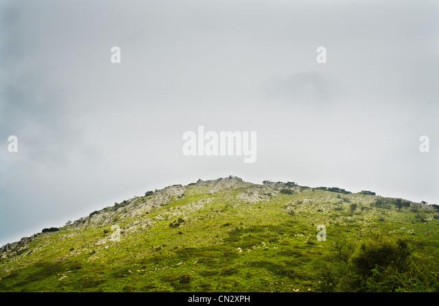 Berg, Andalusien, Spanien Stockbild