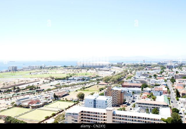 Green Point, Kapstadt, Südafrika Stockbild