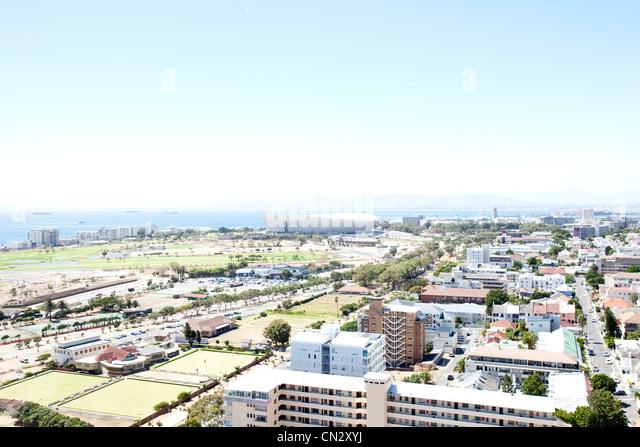 Green Point, Kapstadt, Südafrika Stockbild