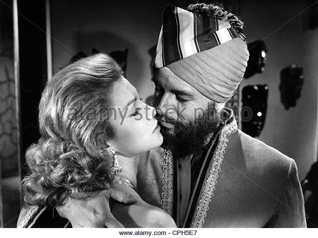 """Film, """"Peter Voss, der Held des Tages"""" (Peter Voss, der Held des Tages), DEU 1959, Regie: Georg Marischka, Stockbild"""