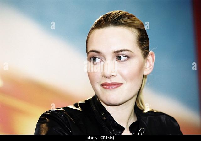 Winslet, Kate, * 5.10.1975, britische Schauspielerin, Porträt, 51. Internationalen Filmfestspiele Berlin (Berlinale) Stockbild