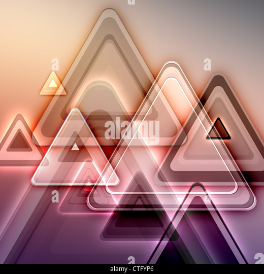 abstrakte futuristische Hintergrund Stockbild
