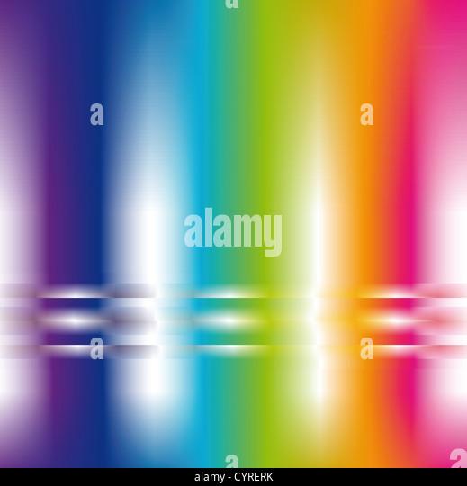 quadratische abstrakten Hintergrund in Pastell Regenbogenfarben Stockbild