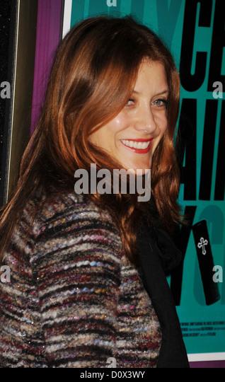 KATE WALSH U.S. Schauspielerin im November 2012. Foto Jeffrey Mayer Stockbild