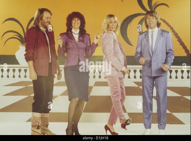 ABBA: Der Film Abba: der Film Szenenbild-- Stockbild