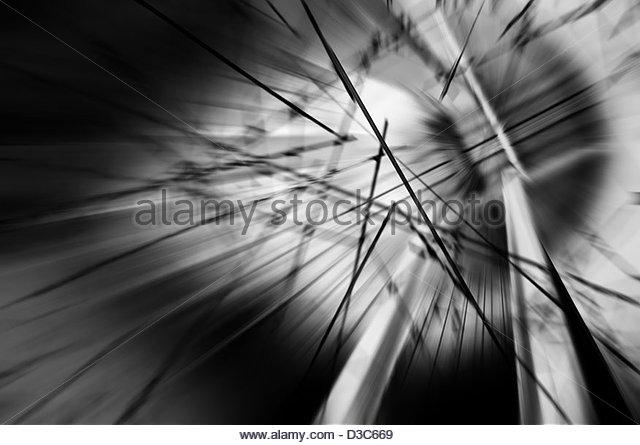 Geschwindigkeit-abstrakt Stockbild