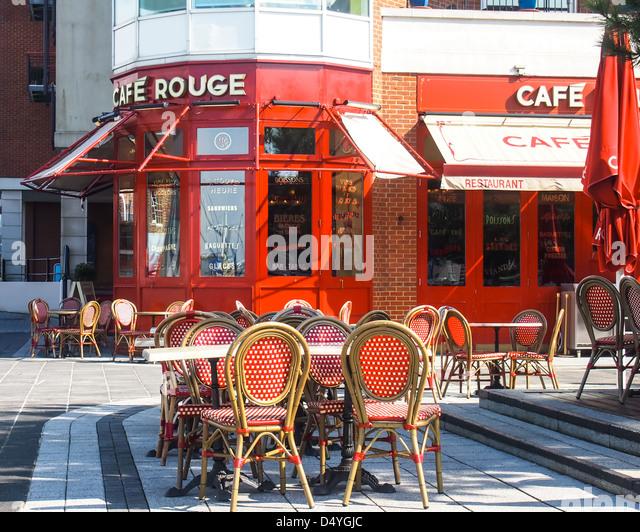 Cafe Restaurant St Malo