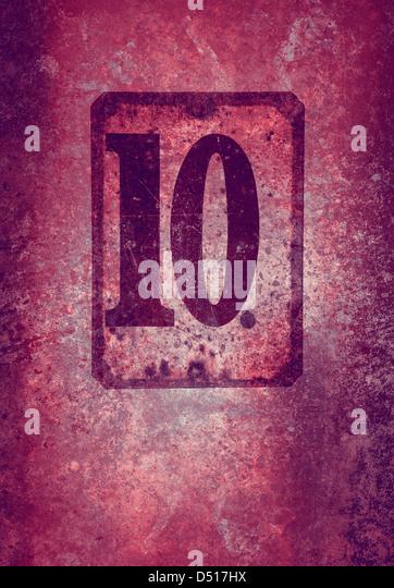 Grunge 10 Stockbild