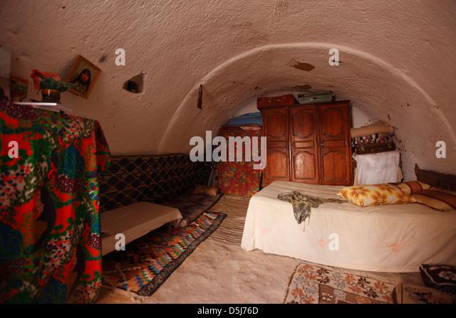 Matmata Tunesien Reise Tourismus - Stock-Bilder