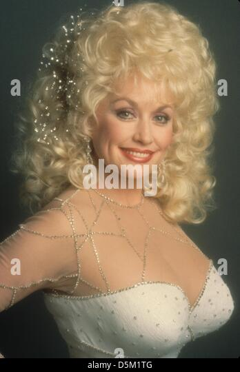 DOLLY PARTON. (Kredit-Bild: © Herb Ritts/Globe Photos/ZUMAPRESS.com) - Stock-Bilder