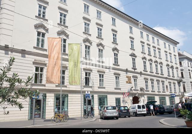 Haus der Musik, Vienna Stockbild