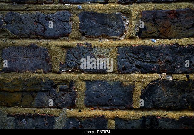 Hintergrund, Ziegelmauer, Textur Stockbild