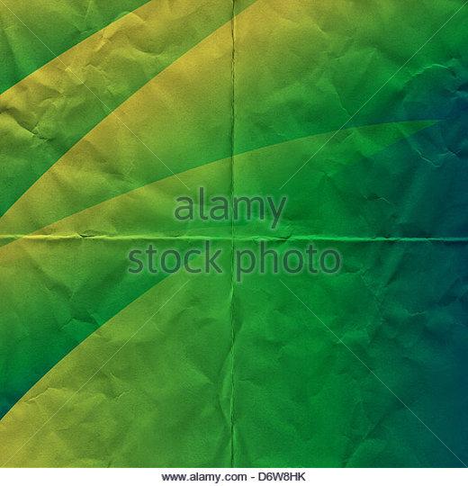 Grünbuch-abstrakt Stockbild