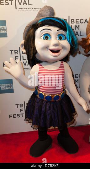 Tribeca Film Festival Stockbild