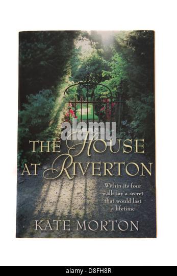 Der Roman - The House at Riverton von Kate Morton Stockbild
