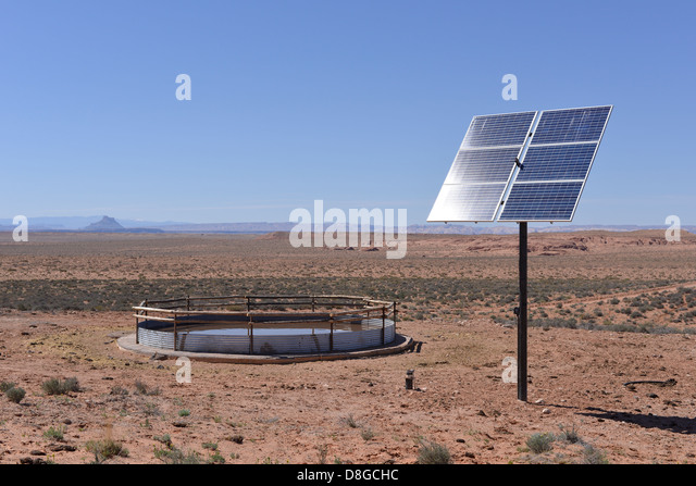 america desert water tank stockfotos america desert water tank bilder alamy. Black Bedroom Furniture Sets. Home Design Ideas
