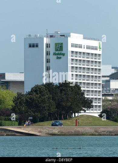 Holiday Inn Southampton ein Waterside Hotel Stockbild
