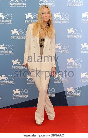 Kate Hudson, 69. internationalen Venedig film Festival Stockbild