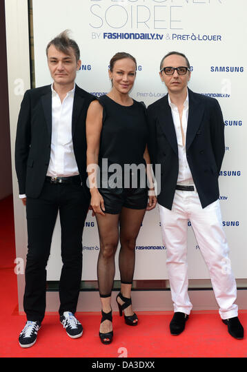 Sonja Kirchberger Samsung Designer Mercedes Benz Fashion Week