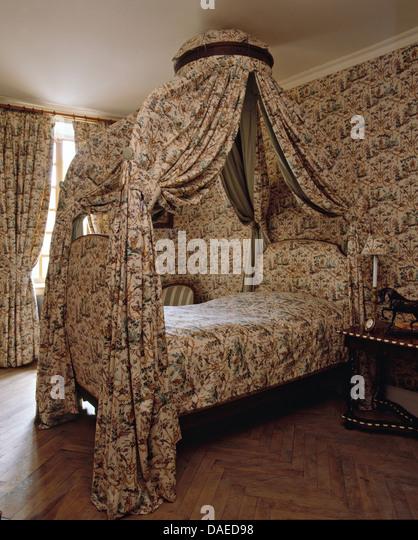 toile de jouy wallpaper in stockfotos toile de jouy. Black Bedroom Furniture Sets. Home Design Ideas
