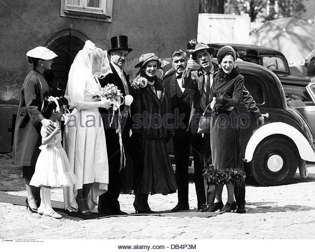 """Filme, """"Lola"""", Deutschland 1981, Regie: Rainer Werner Fassbinder, während der Produktion mit Barbara Stockbild"""