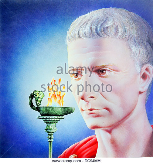 Julius cesar Stockbild