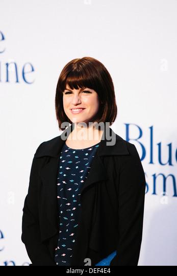"Jemima Rooper - blaue Jasmin ""- UK-Film-Premiere - roten Teppich Ankünfte Stockbild"
