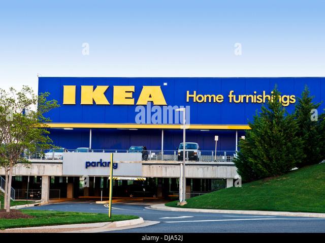 Ikea Store Usa Stockfotos Ikea Store Usa Bilder Alamy
